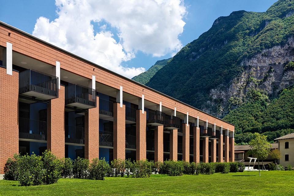 Appartamento arredato a Riva San Vitale