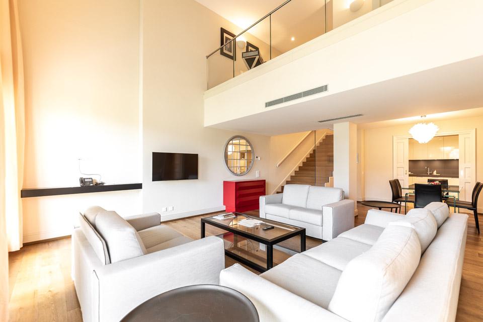 Appartamenti di lusso arredati a Lugano