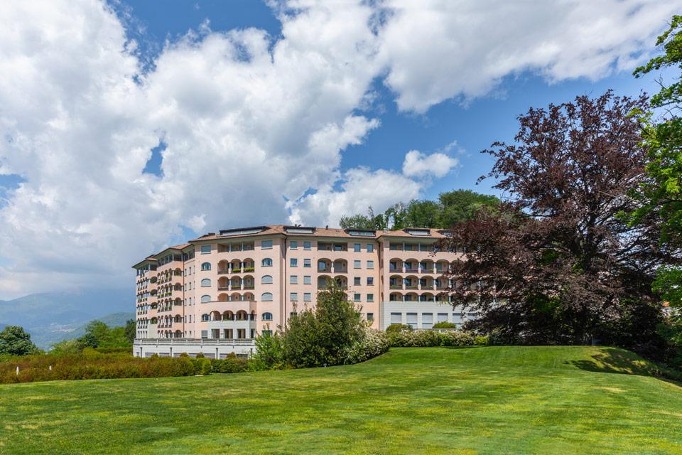 Appartamento di lusso a Lugano con vista lago